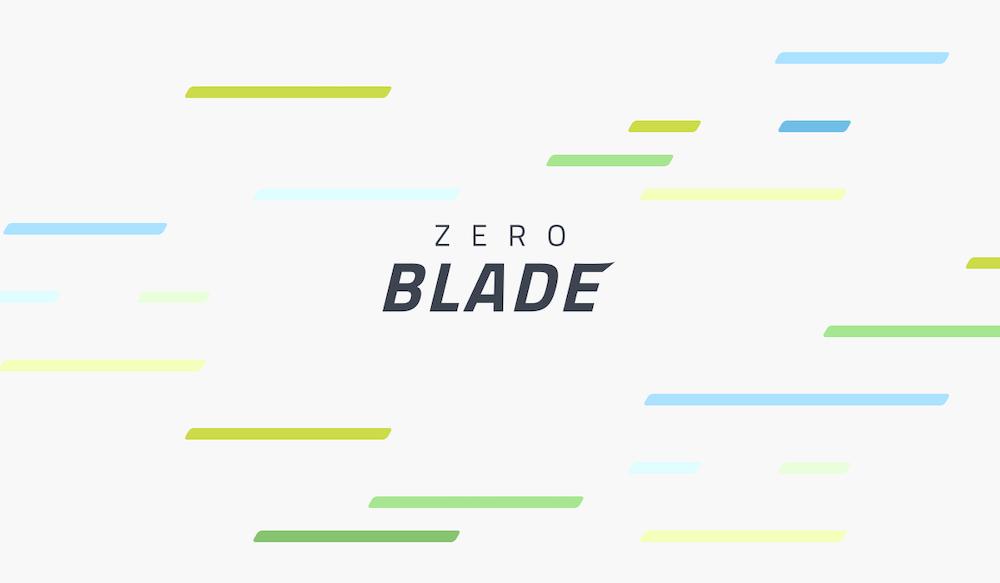 Zero Blade account